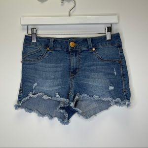 1822 Denim Shorts Size 27